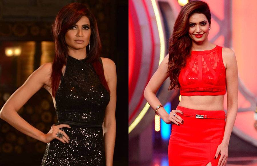 Bigg Boss contestants upped their style quotient