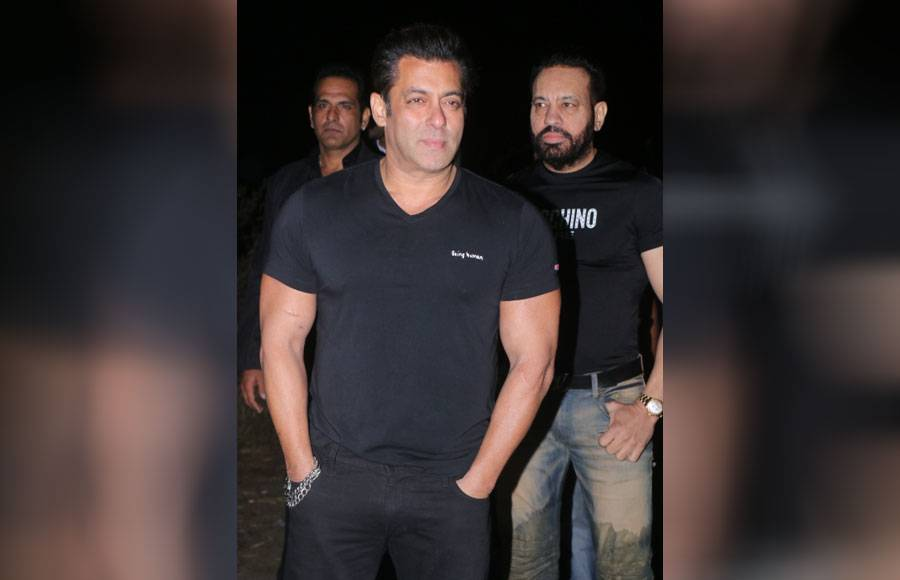 In pics: Salman Khan's birthday bash