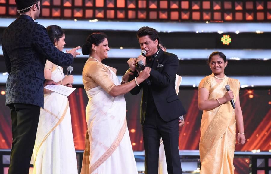 Bollywood celebs galore at Umang 2018