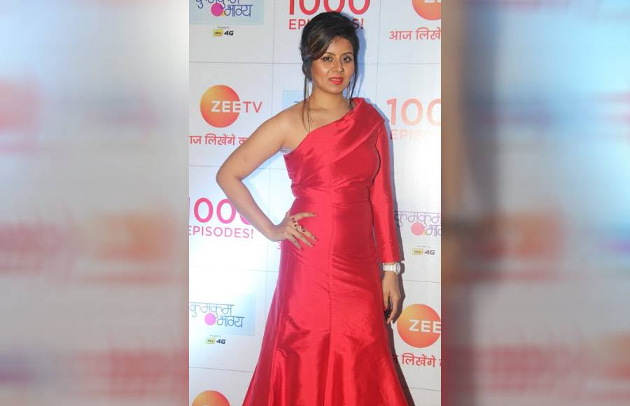 In pics: Kumkum Bhagya's 1000 episodes completion party!