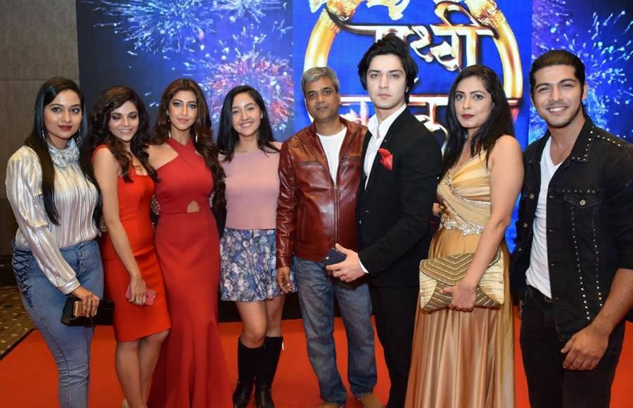 Prithvi Vallabh's launch party