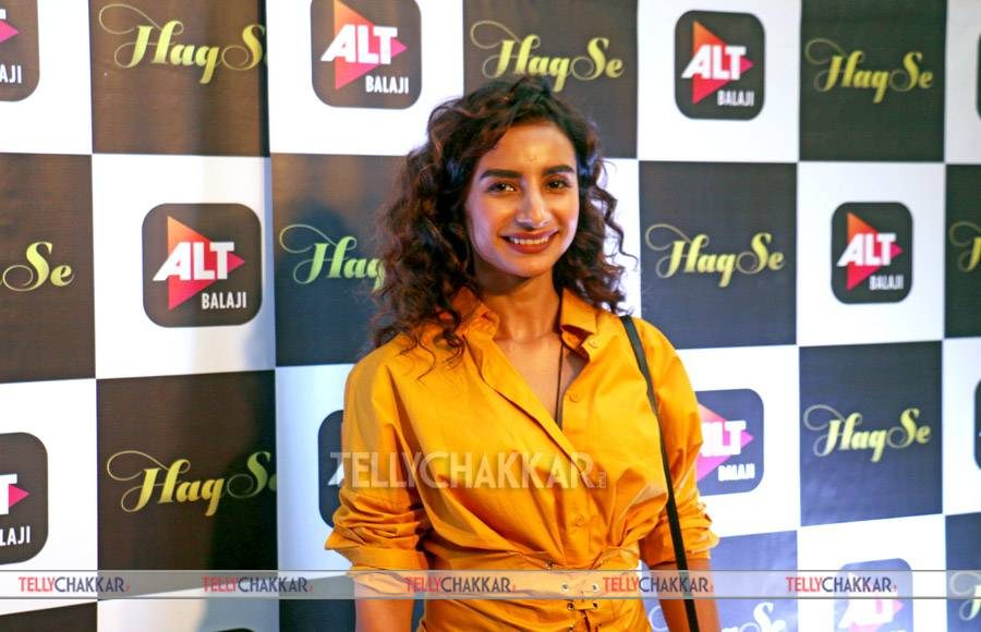 Celeb galore at the special screening of Haq Se