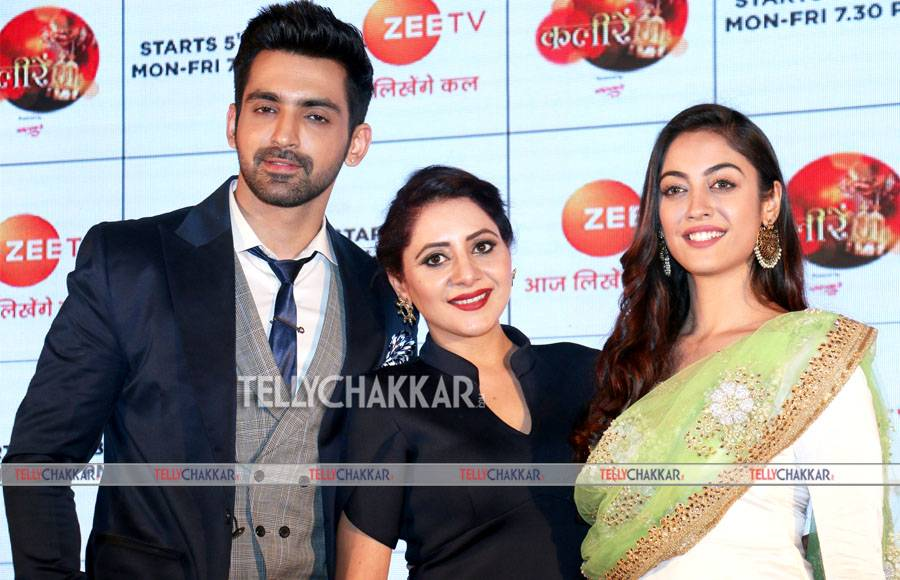 Launch of Zee TV's Kaleerein