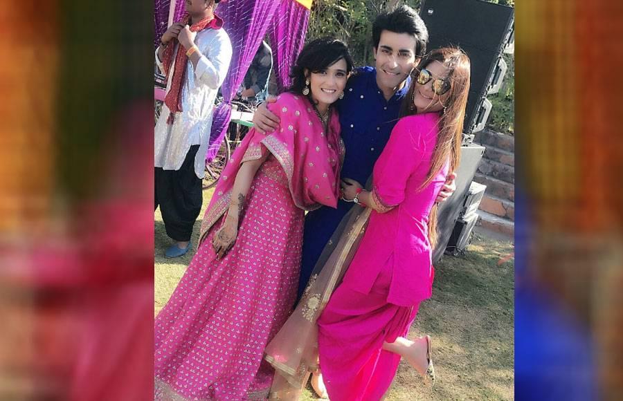 Gautam-Pankhuri's royal wedding celebrations