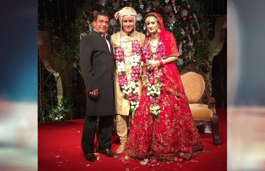 In pics: Gautam Rode-Pankhuri Awasthy's grand wedding