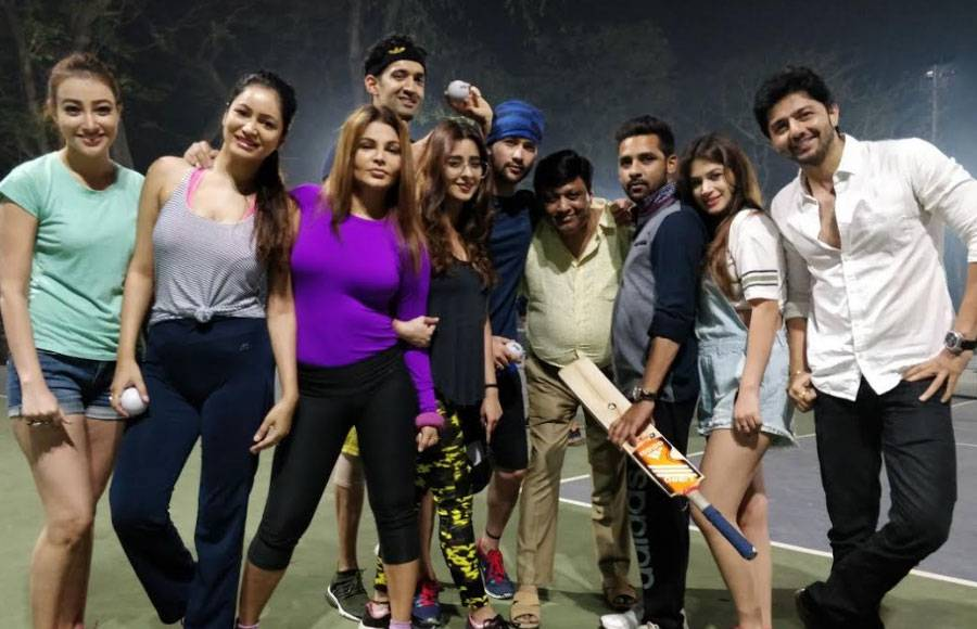 Goa Sharks practice hard for MTV BCL