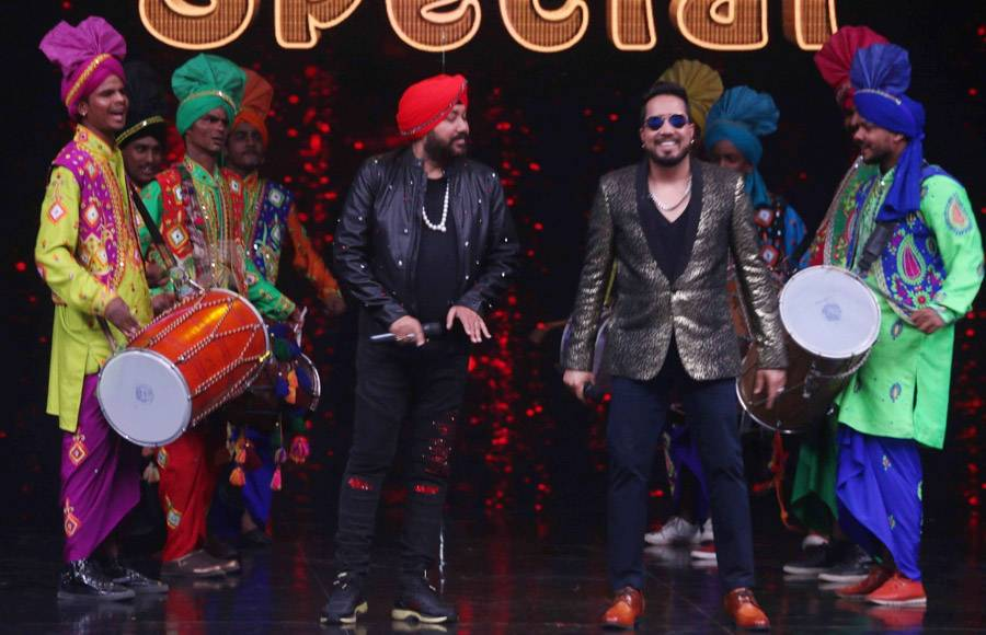 Musician brothers Mika and Daler appear in Super Dancer