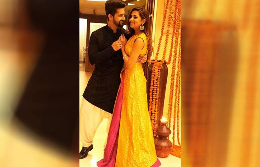 Sargun Mehta's gorgeous wedding outfits leave every girl jealous