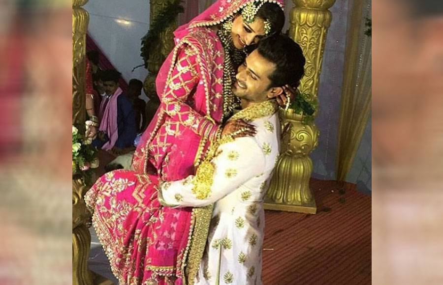 Wedding Album of Dipika Kakar & Shoaib Ibrahim