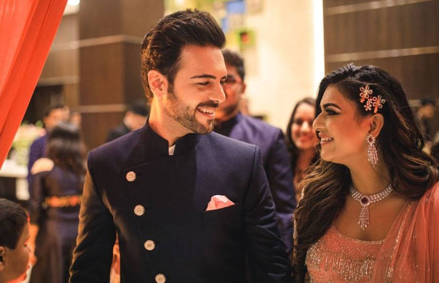 Sanjay Gagnani-Poonam Preet's much-in-love engagement pics