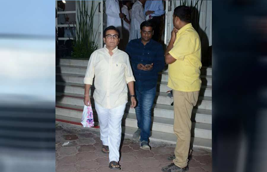 Celebs at Shammi Aunty's prayer meet