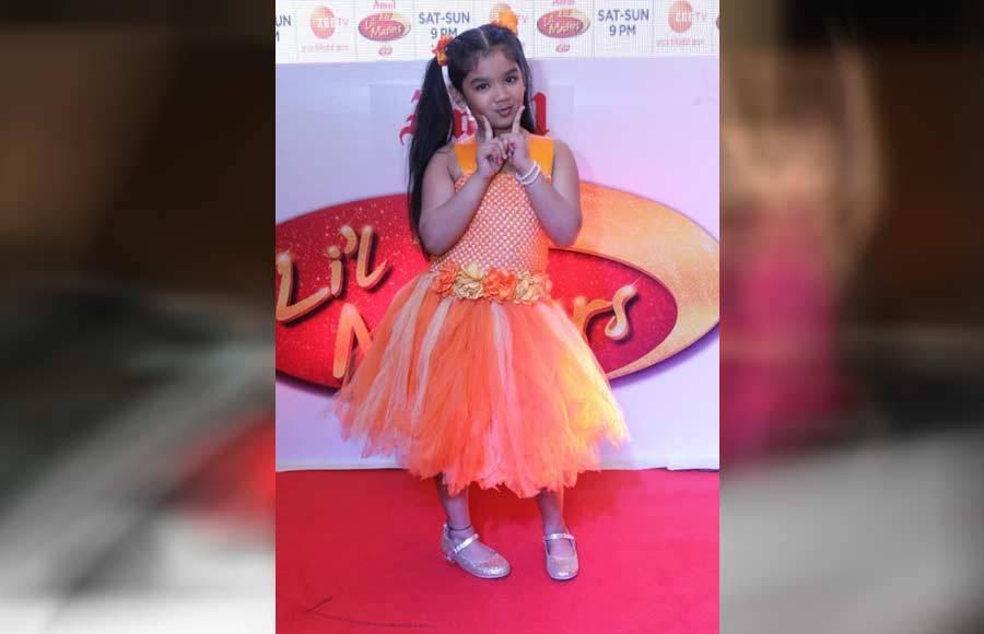 Launch of Zee TV's DID Li'l Masters