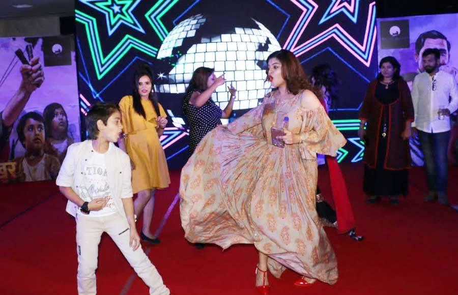 Launch party of Star Bharat's Chandrashekhar