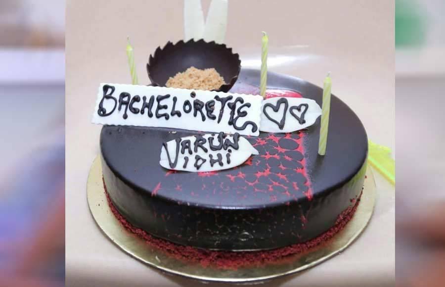 Vividha Kirti's Bachelorette party!