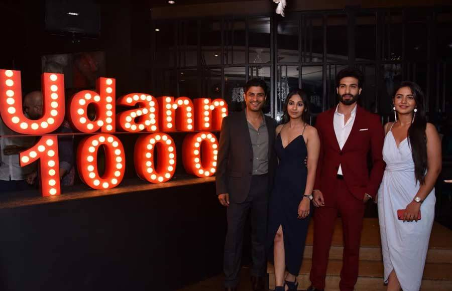 Udann's 1000 episodes completion party!