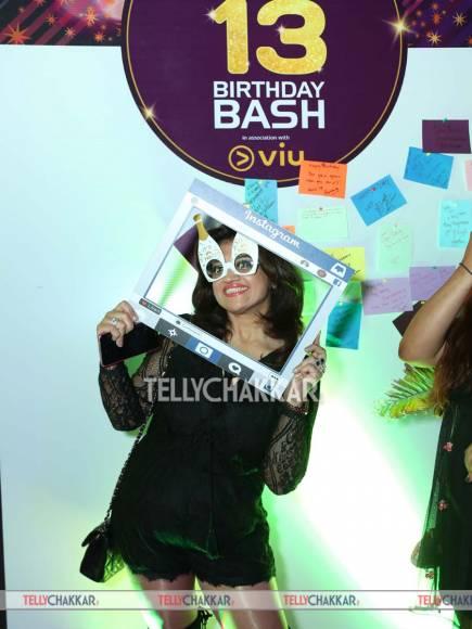 TV stars go quirky at TellyChakkar's 13th Anniversary bash (Part II)