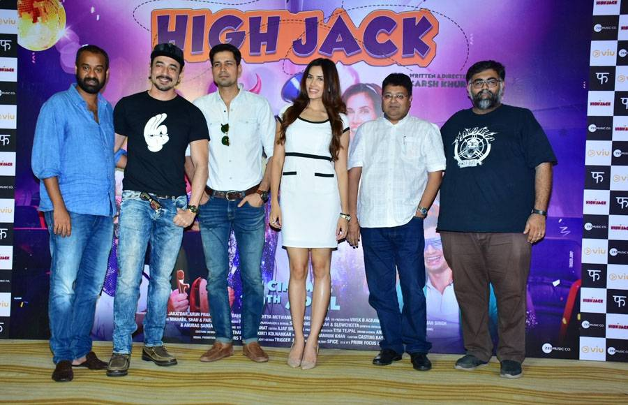 Film High Jack's Trailer launch