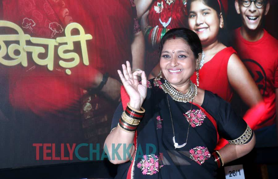 Star Plus launches its cult show Khichdi