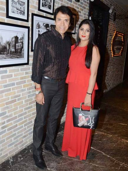 Celebs attend Poonam Dhillion's birthday bash