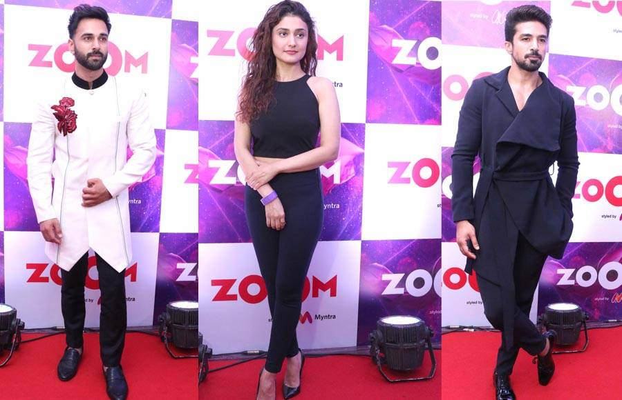 Stars galore at Zoom styled by Myntra party