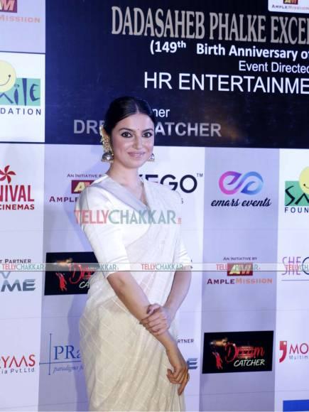 Celebs at Dadasaheb Phalke International Film Festival