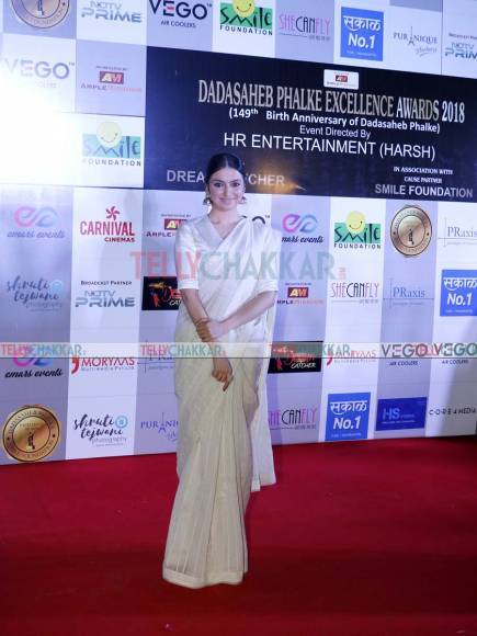 Celebs at Dadasaheb Phalke International Film Festival