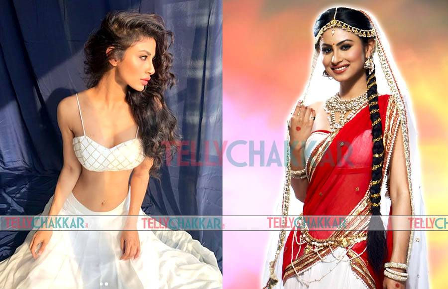 Mouni Roy- Devon Ke Dev...Mahadev's lead, Mouni Roy aka Sati has left no stone unturned to woo the audience with her beauty. She looks nothing less than a dream in this click.