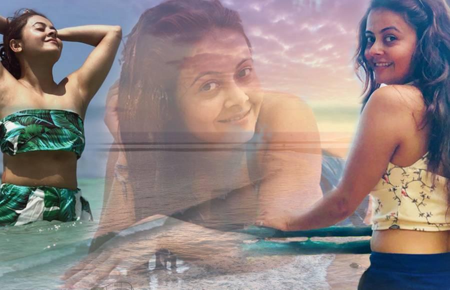 Devoleena Bhattacharjee - The perfect 'beach baby'