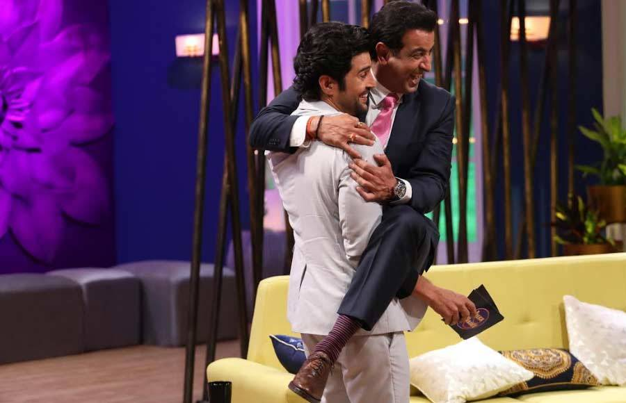 Roy brothers grace Zee TV's  JuzzBaatt