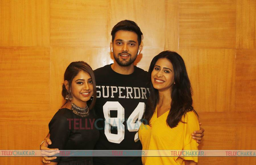 Parth, Niti & Kishwer all prepped up for Kaisi Yeh Yaariaan 3