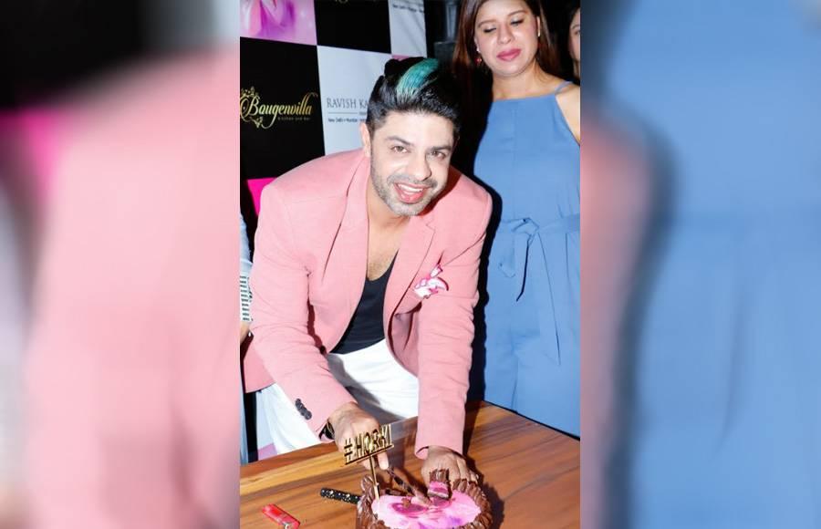 Celebs party hard at Ssumier Pasricha's birthday bash