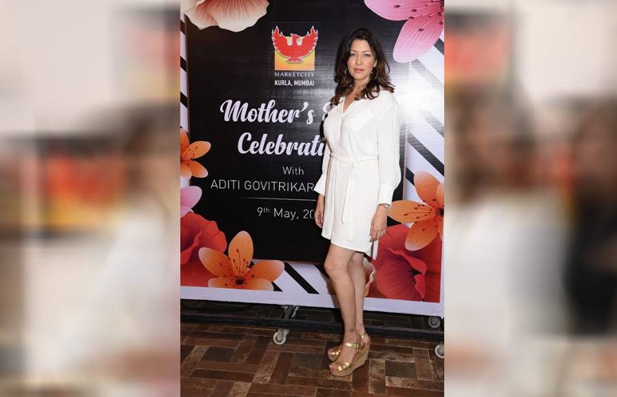 TV actresses celebrate Mother's Day