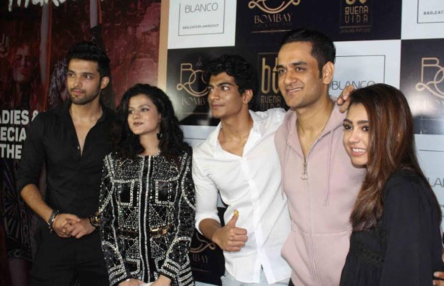Star studded birthday bash of singer Palash Muchhal