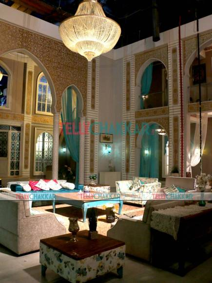 Exclusive: On the sets of Zee TV's Ishq Subhan Allah