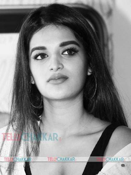 Munna Michael fame Nidhhi Agerwal's candid moments