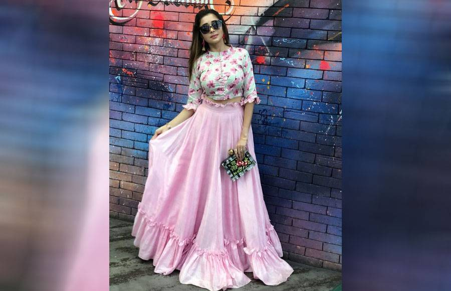 In pics: Tinaa Dattaa slays it like a diva!