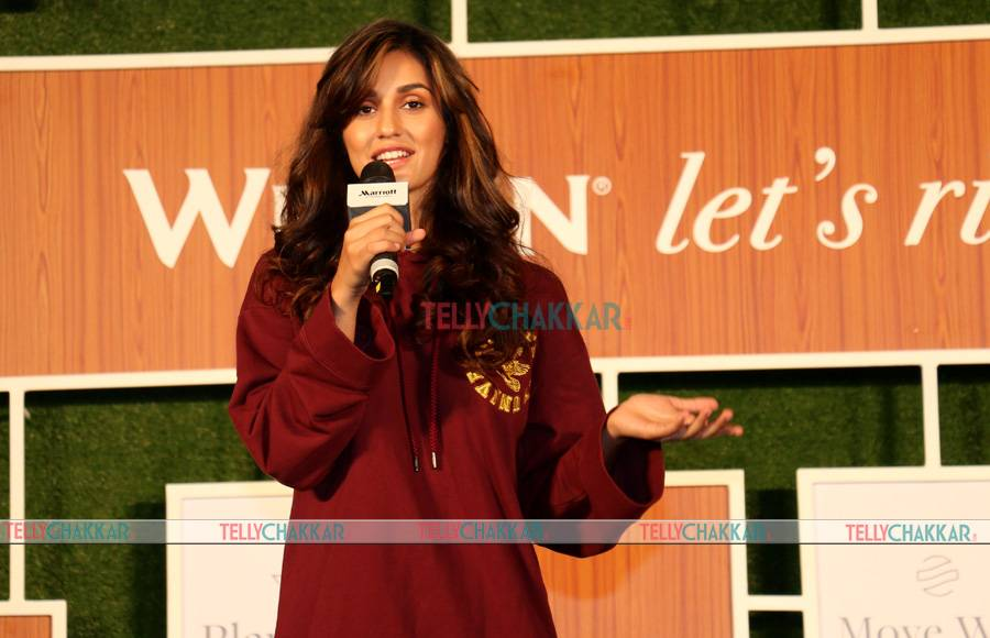 Disha Patani's Zumba moves are a MUST SEE!