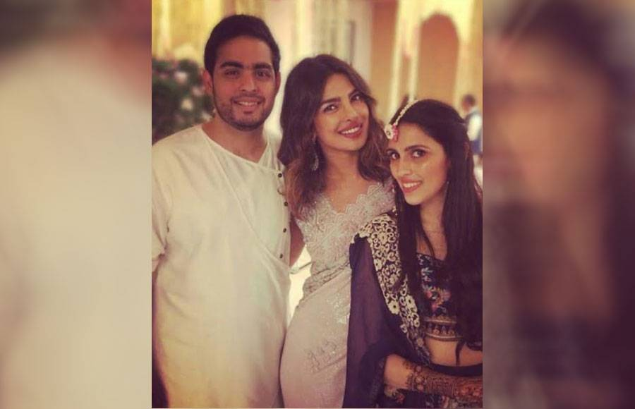 Akash-Shloka's grand pre-engagement party brings Bollywood stars together