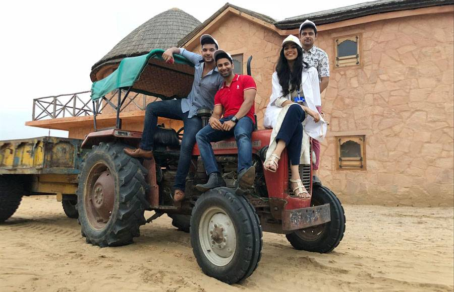 Dil Hi Toh Hai actors shoot in Jodhpur