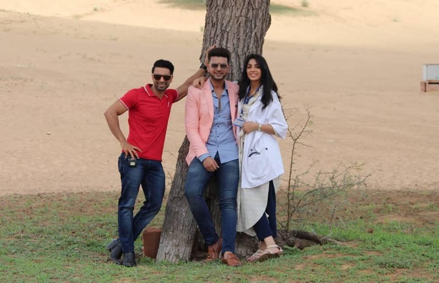 Dil Hi Toh Hai actors shoot in Jodhpur