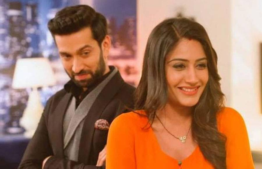 Shivaay and Anika in Ishqbaaaz