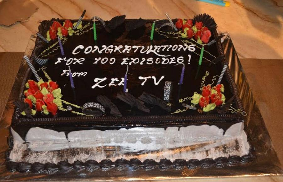 In pics: Zee TV's Kaleerein hits 100 episodes milestone