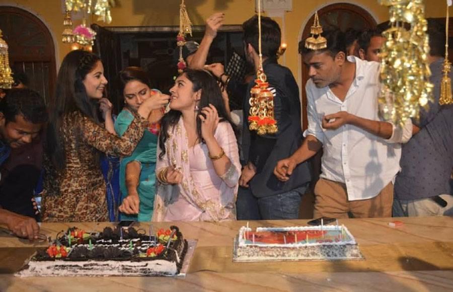 In pics: Zee TV's Kaleerein hits 100 episodes milestone