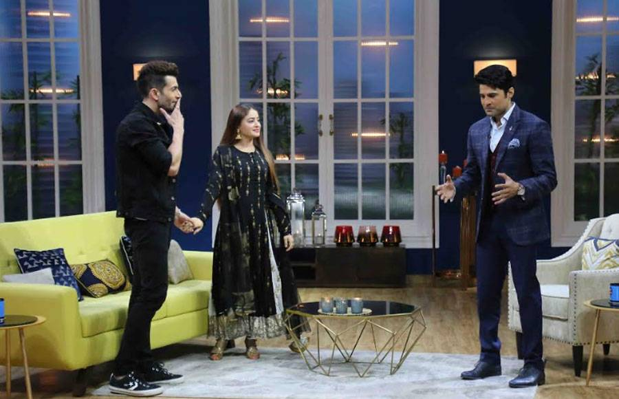 Jay Bhanushali and Mahhi Vij's romance blooms on Zee TV's JuzzBaatt