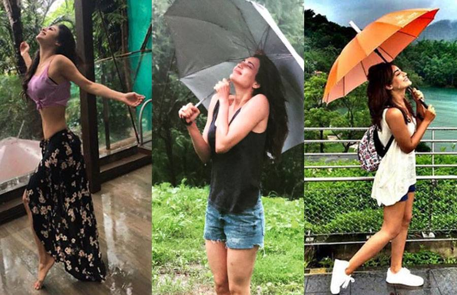 In Pics : Monsoon Beauties