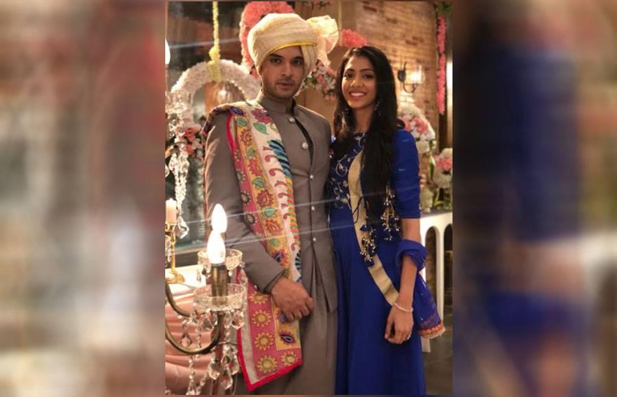 Karan Kundra and team Dil Hi Toh Hai's grand wedding celebrations