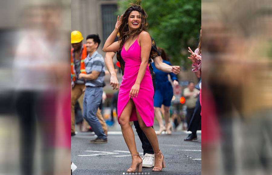 Different shades of Priyanka Chopra as she wraps up the shoot of Isn't it Romantic