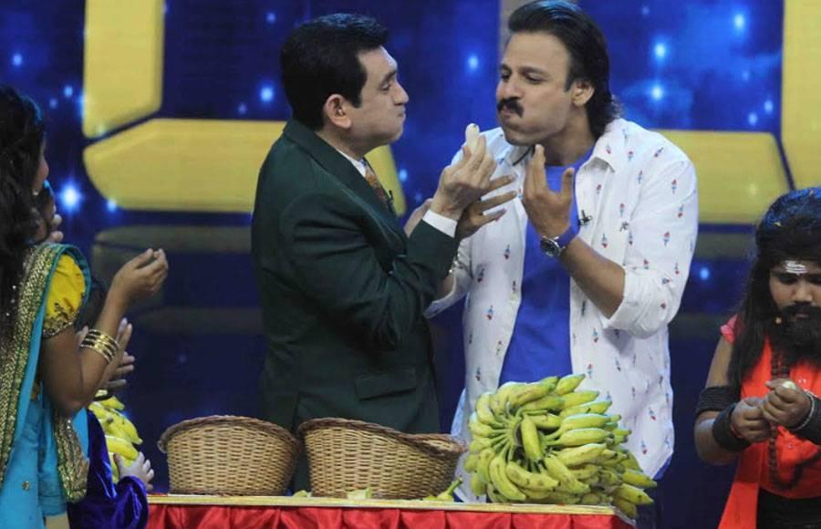 India's Best Dramebaaz's judges go BANANAS!