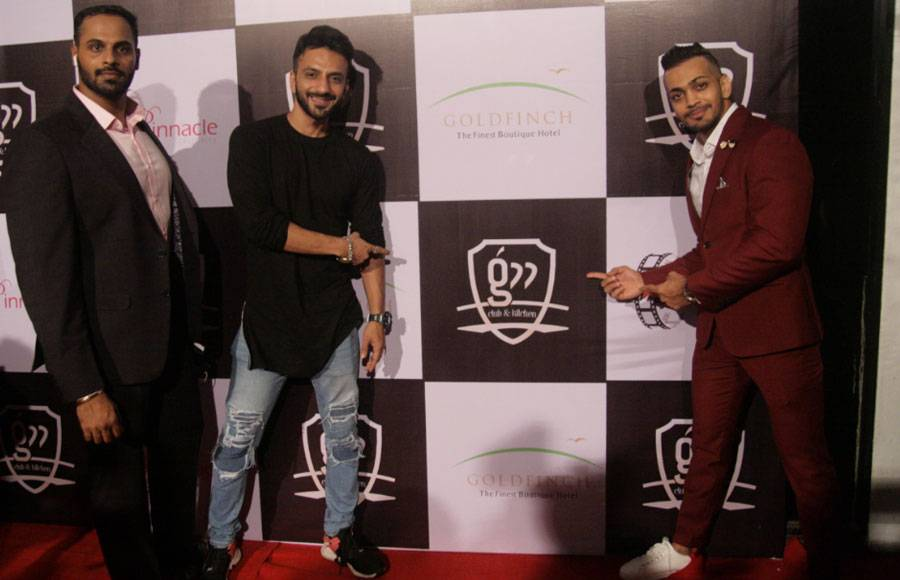 Celebrities galore at  G77 Club & Kitchen launch