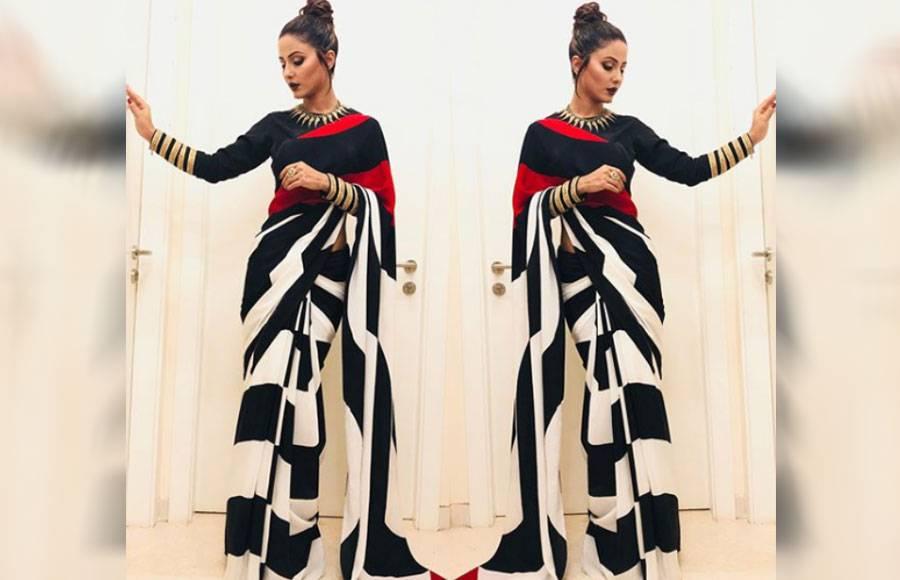 Actresses dazzle in beautiful sarees